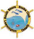 South Shore SCUBA Logo